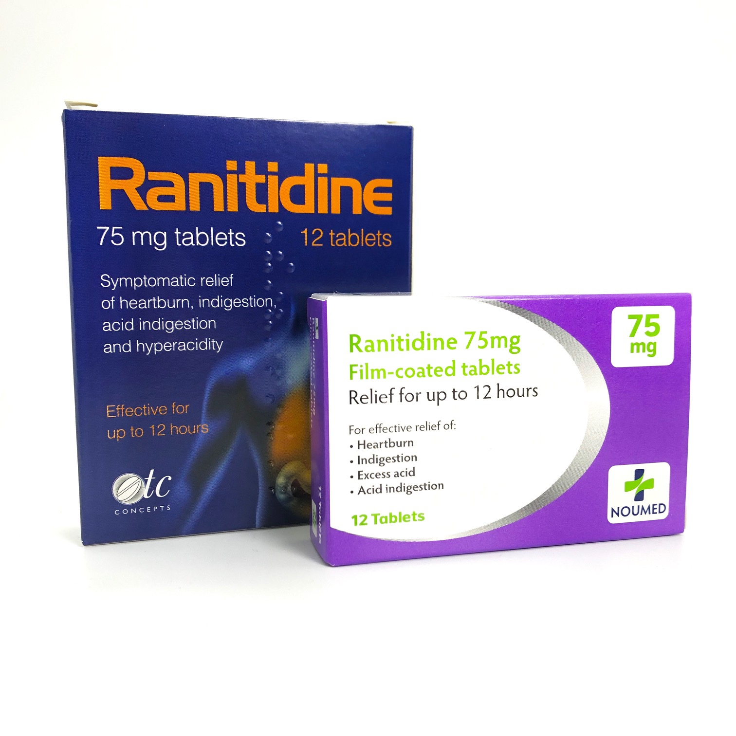 Ranitidine 75mg Tablets Archives   Home Health UK