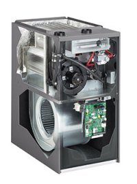 AIREASE Gas Furnace: 97% Modulating - Wilsons Home Heating