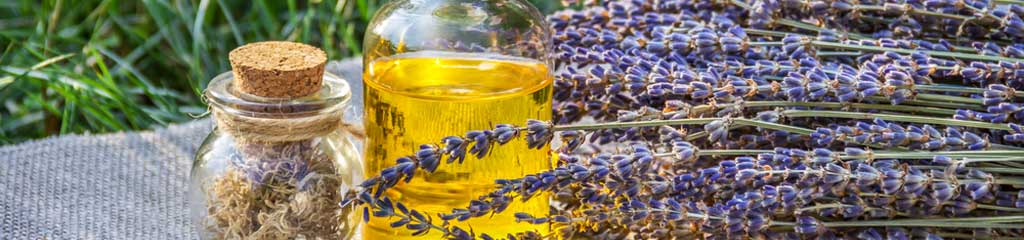 Lavender is a wonderful ingredient to include in herbal infused oil recipes