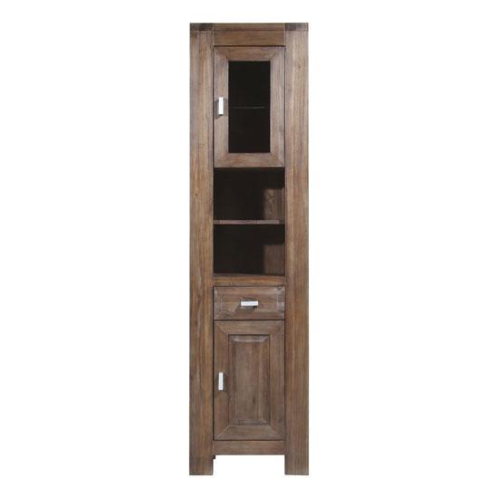 Tall Bathroom Cabinet  HomeHighlightcouk