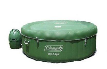 coleman HOT TUB GREEN