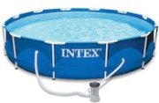 1.2 Intex Metal Frame Pool
