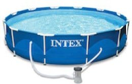1.2 Intex Metal Frame Pool
