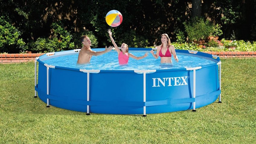 Best above ground pool reviews plunge and swimming pools for Best above ground pool reviews