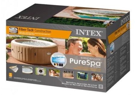 1.13 iIntex hot tub box