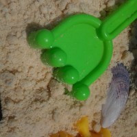 How to Make Fake Sand for Sensory Play