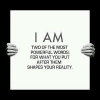 Manifestation Monday: I Am Affirmations