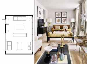 narrow living layouts designs lounge solutions space hq marvelous