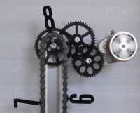 Creative Ideas with Recycled Bicycle Chain   Ideas for ...