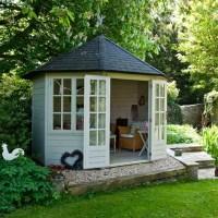 Summerhouse Style Garden  Ideas | Ideas for Home Garden ...
