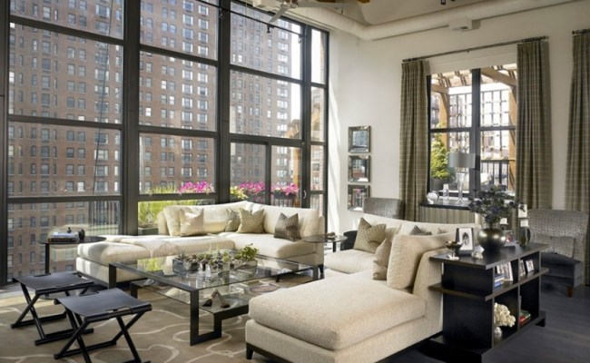 Sexy Urban Loft With Chicago Views Ideas For Home Garden