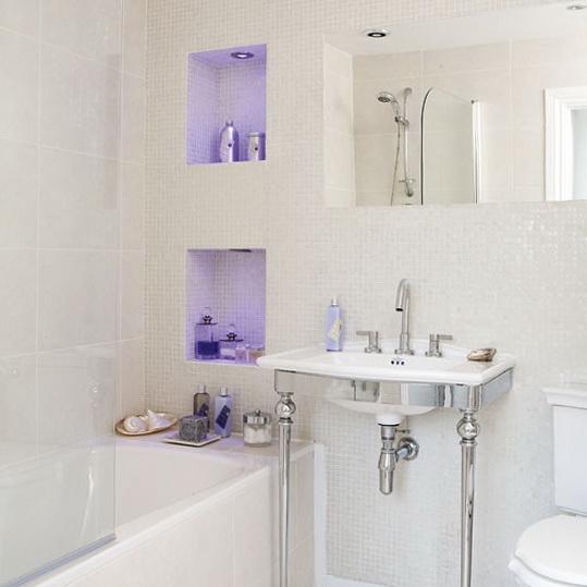 Small Ideas For Small Bathrooms  Ideas For Home Garden