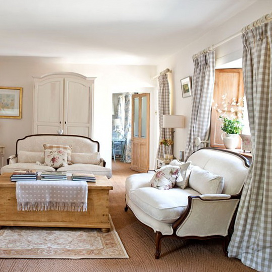 Country Living Rooms  Decorating Ideas  Ideas For Home