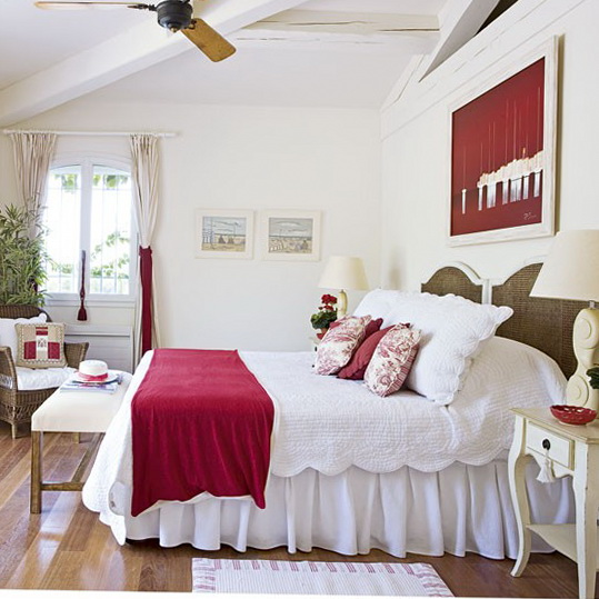 french style bedroom decorating ideas Decorating Ideas for Traditional Bedrooms | Ideas for Home Garden Bedroom Kitchen - HomeIdeasMag.com