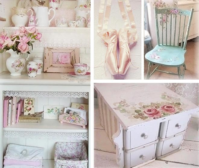 Finds Home In The Style Of Shabby Chic Ideas For Home Garden