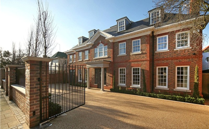 The Most Luxurious House In London