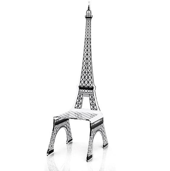 Eiffel Tower Chairs  Lovingheartdesigns
