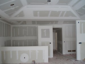 Drywall-finishing