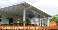Do It Yourself patio covers - carport kits - screen ...