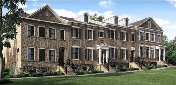 Arrington Luxury Townhomes In Brookhaven