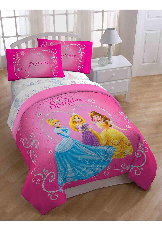 Tangled Bedding Comforter Set for Kid Happiness  HomeInDec