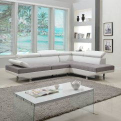 Alicia Two Tone Modern Sofa And Loveseat Set Brown With Grey Cushions Living Room Furniture Review  Find The Best One