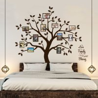 Best 3 Bedroom Wall Decals Sticker for Mural Ideas - HomeInDec