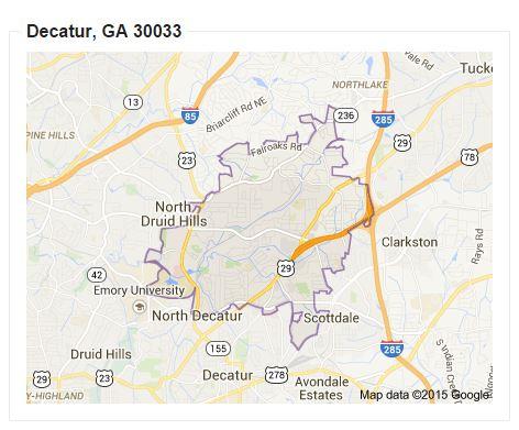 30033 Real Estate Georgia