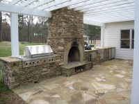 Outdoor Fireplace Design Considerations and Tips - Home ...