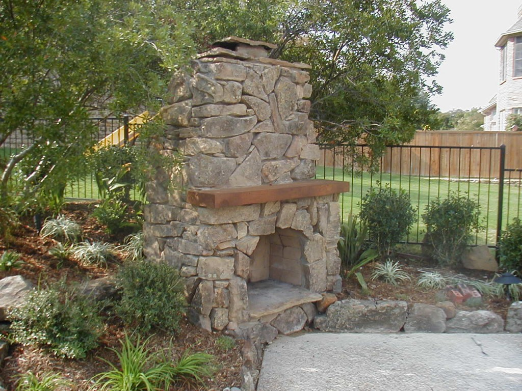 Outdoor Fireplace Design Considerations And Tips