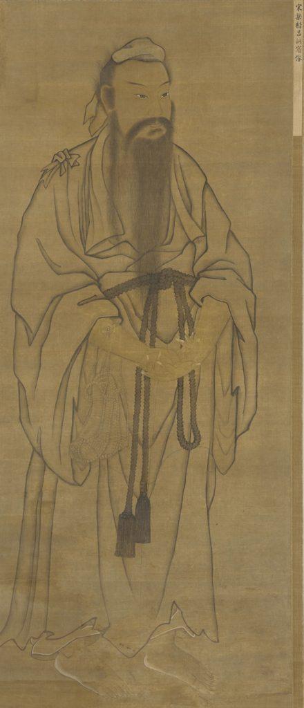 呂祖聖像(呂洞賓) - 白雲深處人家海外站