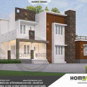 Shopian  24 Lakh house exterior design