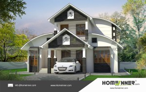 HIND-41081 house plan size