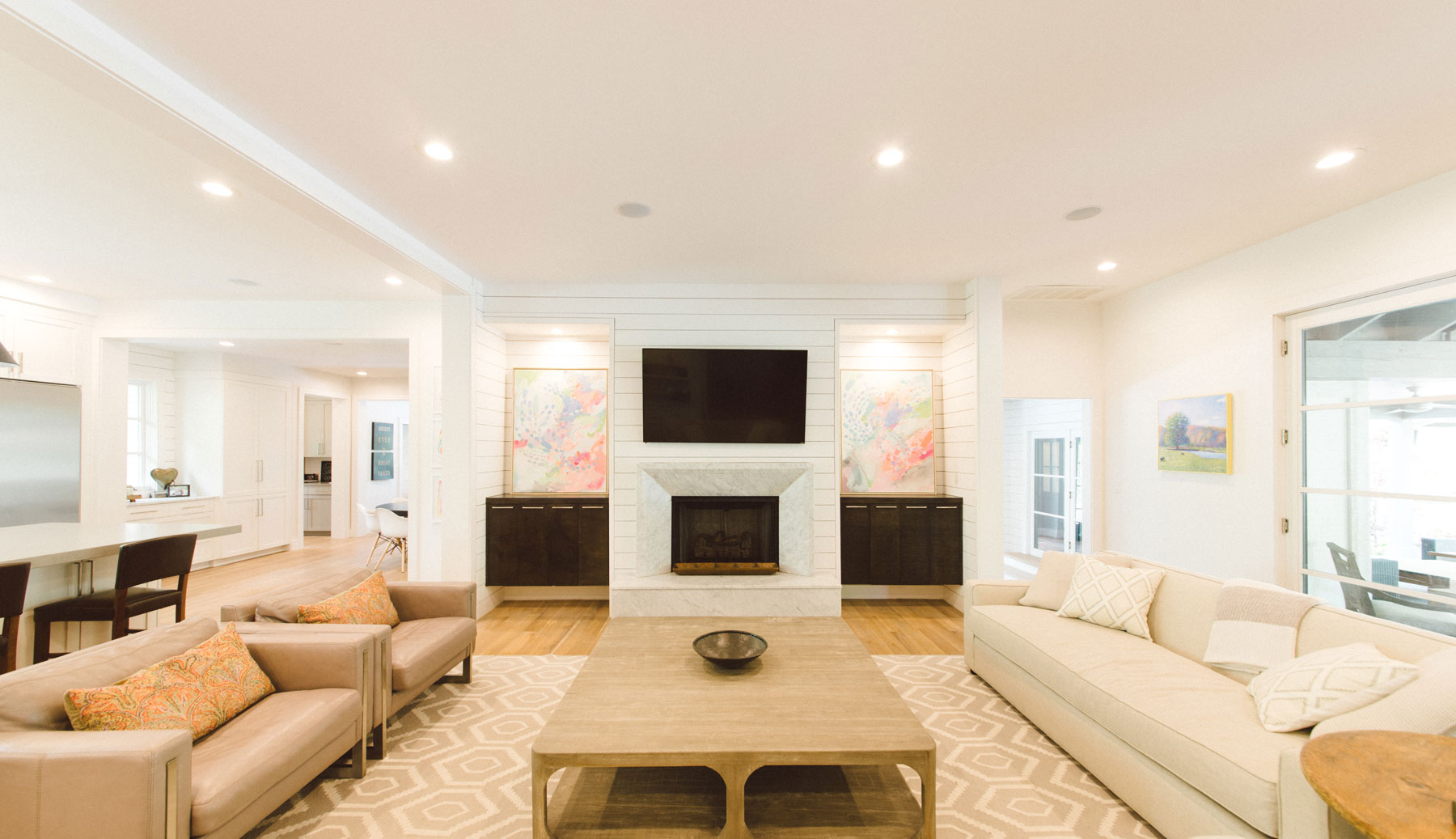 Living Room Remodels in the Tulsa Area  Home Innovations