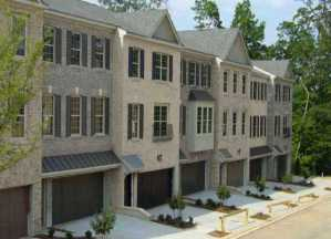 Live In A Peachtree Corners Townhomes In Greenwood
