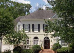 Crestwicke Atlanta-Sandy Springs Neighborhood Of Homes