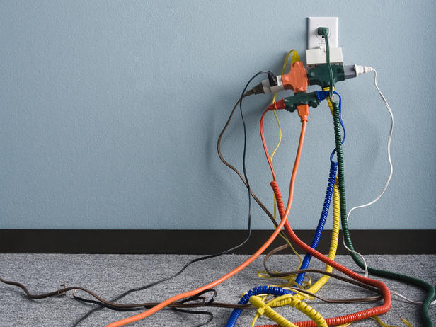 Wiring Multiple Outlets Safety