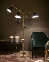 Modern Floor Lamps for Living Rooms