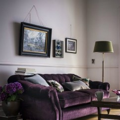 Moss Green Velvet Chesterfield Sofa Corinthian Mead Sectional Romantic Or Modern? Lilac In Contemporary Interior Design