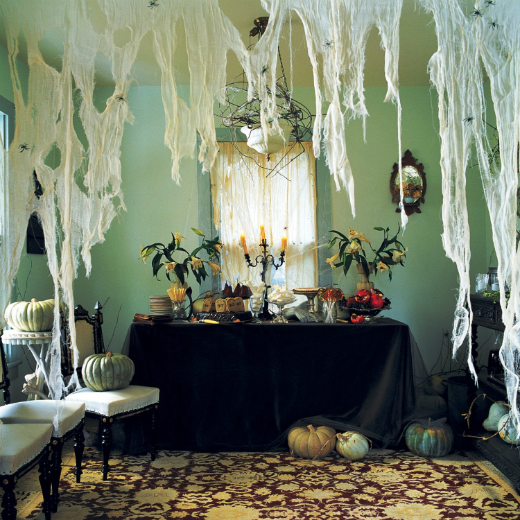 13 Halloween Decoration Ideas For Your Living Room And Dining Room