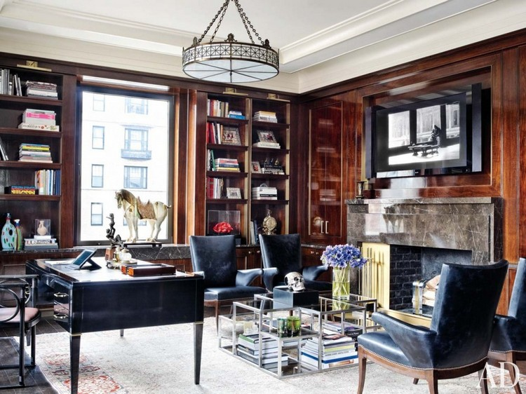 7 Easy Ideas To Make Your Mid Century Modern Home Office