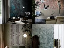 Living room trends 2016 : Wall & Deco wallpaper ideas ...