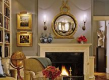 Home inspiration ideas – How to decorate with round ...