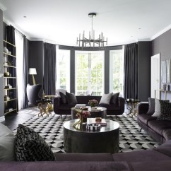 Living Room Colour Schemes 2016 Accent Pillows For Greg Natale Interior Design Styles – 11 Rooms Insanely ...