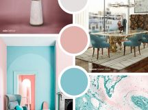 Spring Color Trends 2018 by Pantone home inspiration ideas