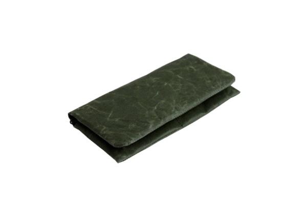 Siwa Naoron Long Wallet Green