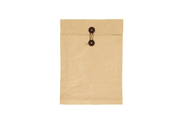 Siwa Naoron String and Button Envelope