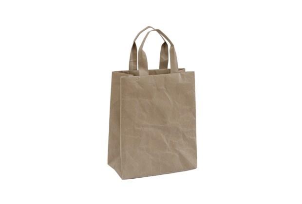 Siwa Naoron Square Bag Brown Small