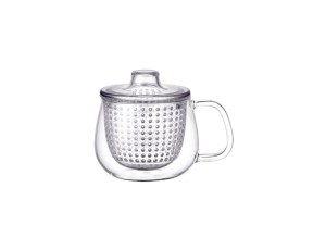 Kinto Unimug Tea Cup Brewer Clear