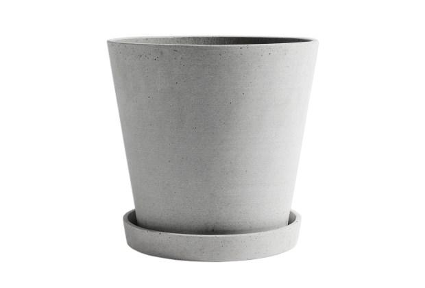 Hay Polystone Flowerpot Grey XX-Large